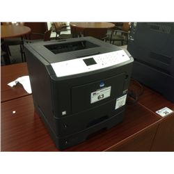 KONICA MINOLTA 4700P LASERJET NETWORK PRINTER