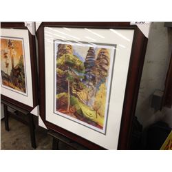 """EMILY CARR """"FOREST LANDSCAPE 1931"""" 300/950 LIMITED EDITION PRINT"""