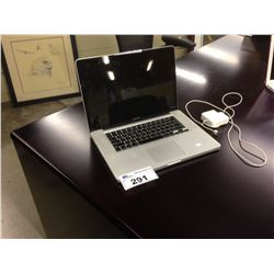 MACBOOK PRO NOTEBOOK COMPUTER (FOR PARTS ONLY)