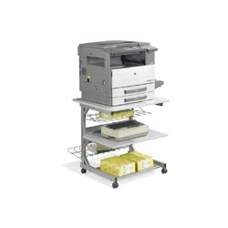 SUBRA GREY MACHINE STAND
