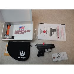 Ruger LCP .38 cal -PERMIT REQUIRED SN#-371141816