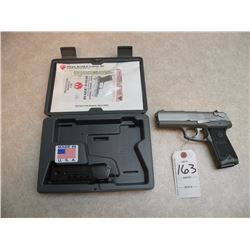 Ruger P94DC .40 cal -PERMIT REQUIRED SN#-34052636