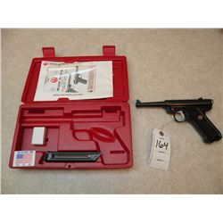 Ruger Mark II .22 cal -PERMIT REQUIRED SN#-22304579