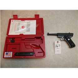Ruger Mark II .22 cal -PERMIT REQUIRED SN#-22243943