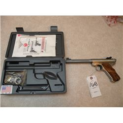 Ruger Mark II Target .22 cal -PERMIT REQUIRED SN#-21869524