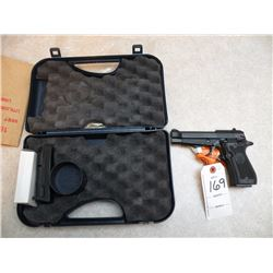 Beretta 84FS Cheetah .380 cal -PERMIT REQUIRED SN#-H30278Y