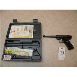 Ruger Mark II .22 cal -PERMIT REQUIRED SN#-22455370