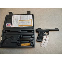 Ruger 22/45 Target .22 cal -PERMIT REQUIRED SN#-22489407