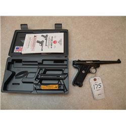 Ruger Mark II .22 cal -PERMIT REQUIRED SN#-22459613
