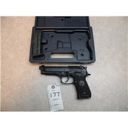 Beretta 92FS 9mm -PERMIT REQUIRED SN#-BER021301