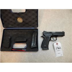 CZ40P 40 S&W -PERMIT REQUIRED SN#-RR8033
