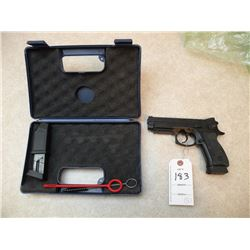 CZ 40P 40 S&W -PERMIT REQUIRED SN#-PR9101