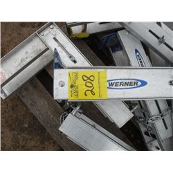 Pallet of Werner pump jacks