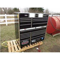Snap-On roller cabinet w/top box -Muscle Car Edt