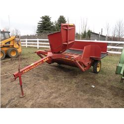 New Holland 144 hay windrower