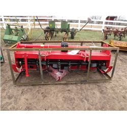 "80"" 3 pt Rotary Tiller - new - Missing PTO Shaft"