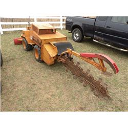 Case 16+4 trencher