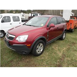 2009 Saturn Vue XE SN#-3GSDL43NX9S507621