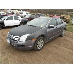 2006 Ford Fusion SN#-3FAFP07Z76R165116