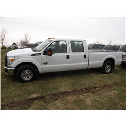 2012 Ford F-350 -DOES NOT RUN SN#-1FT8W3AT6CEC70854