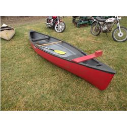 2007 Old Town Guide 147 canoe SN#-XTC036061607