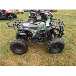 Coolster 125cc youth ATV SN#-L6ZSCJLA6G1001014