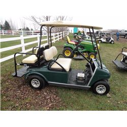 2003 Club Car electric golf car w/charger SN#-AQ0335317910