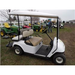 EZ-Go 4-seat golf car SN#-1150756