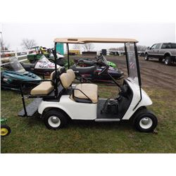2005 EZ-Go electric golf car w/charger SN#-2233709