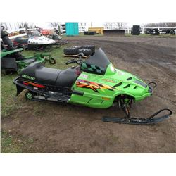 1998 Arctic Cat ZR 600 SN#-9858073