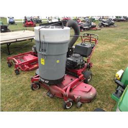 Toro Pro Line 52 w/vacuum City Owned          SN#-3015210456