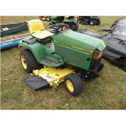 "John Deere 425 w/54"" deck SN#-Unable to verify vin"