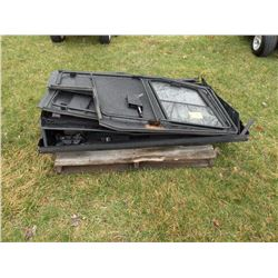 Polaris Ranger cab enclosure