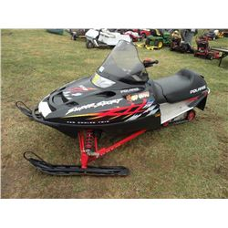 2002 Polaris 550 SuperSport SN#-4XANB5BS62B218021