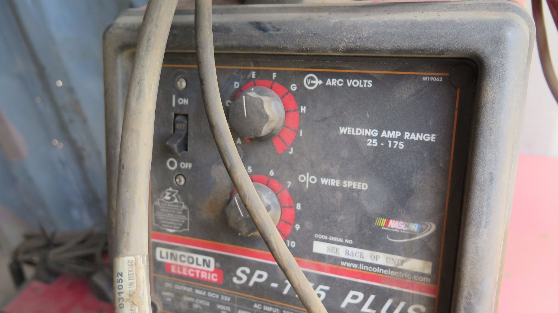 pkg welder welders power sale spool lincoln gun for with mig