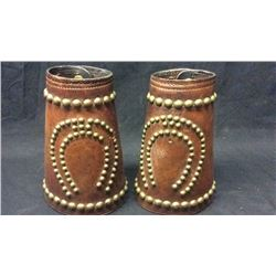 George Lawrence Studded Cowboy Cuffs