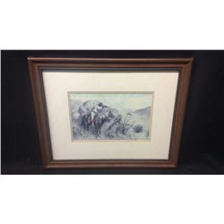 Frederick Remington Print