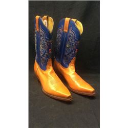 Tony Llama embroidered Boots 9b