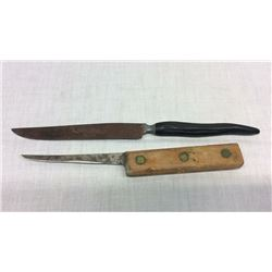 2 Fur Trade Era Knives