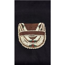 Sioux Beaded Belt Pouch