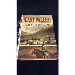 The Last Valley By A.B. Guthrie, Jr