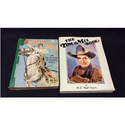 2 Tom Mix Books