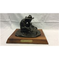 The Prospector Bronze by Bob Scriver