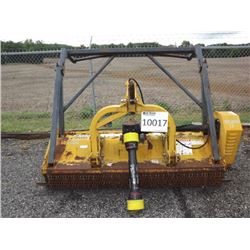 3 point hitch mulcher, PTO driven