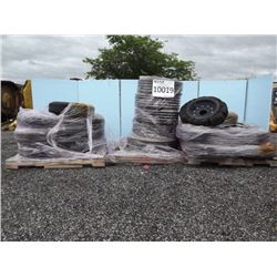Tires for Bush Hog, size: 26 x 6.6