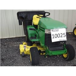 AREA 1 RIDING LAWN MOWER