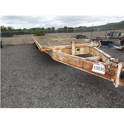 Mitchell Flatbed Trailer 8' x 36' PintleHook