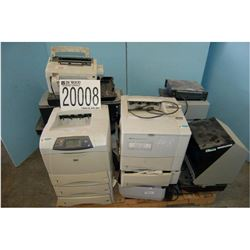 Misc. Printers, Micro Film Reader, Fax Machine