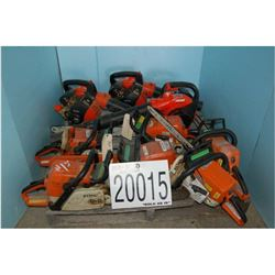 Misc. Chain Saws, Blowers