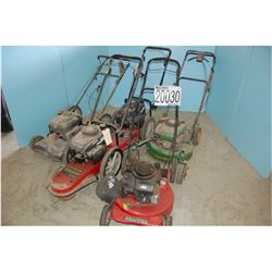 MISC. LAWN MOWERS, G